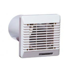 Vent-Axia 254102 Wall Kit, For Minivent Fans, c/w Sleeve & External Grille