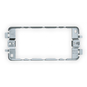 MK Logic K3703 2 Gang 3 Module Frame