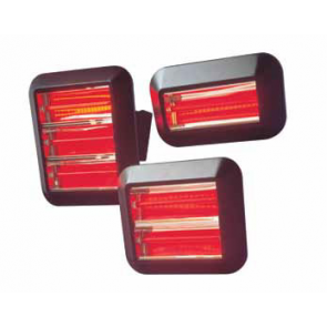 Dimplex QXD1500 Ruby Lamp Quartz Heater