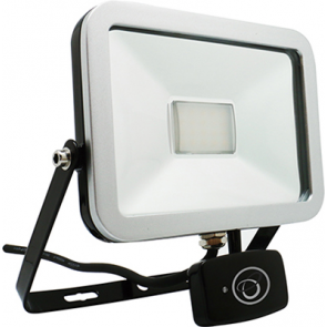 Brackenheath I1025B iSpot Sensor LED 20W 5700K IP65 Floodlight Black