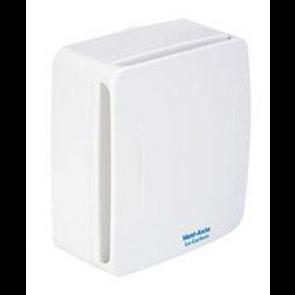 Vent-Axia 439181 Quadra HTP Centrifugal Fan c/w Humidistat Timer & Pullcord