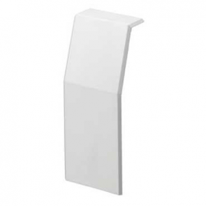 Mita SKJ82W Joint Cover for Skirting Trunking White