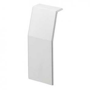 Mita SKJ82W Joint Cover for Skirting Trunking White
