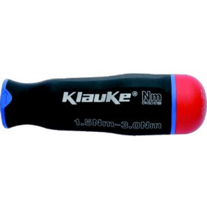 Klauke KLE3883013 Torque Screwdriver Handle 1.5 - 3.0 Nm (KLE3883013)