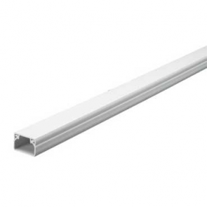 Mita EM3W 3m x 38mm x 16mm Mini Trunking White