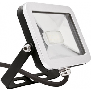 Brackenheath I1010B  iSpot LED 10W 5700K IP65 Floodlight Black