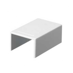 Mita MTC1W 16x16mm Coupler for Mini Trunking, White