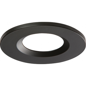 ML Accessories VFRBEZBK Bezel for VFRCOB Downlights, Black