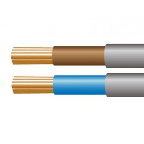 35.0mm² 6181Y Single Core PVC Insulated, PVC Sheathed Cable
