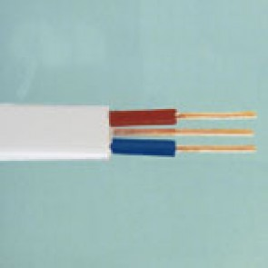 6.0mm² 6242B White XLPE Insulated, LSNH Sheathed Cables with Circuit Protective Conductor