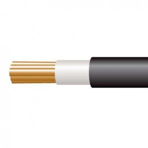 10.0mm² 6491X Cable Black