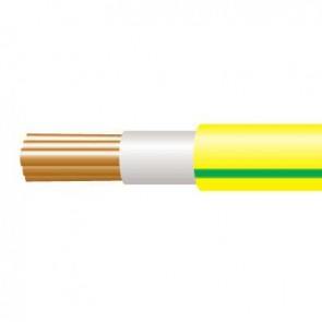 2.5mm² 6491B Cable Green/Yellow 100m