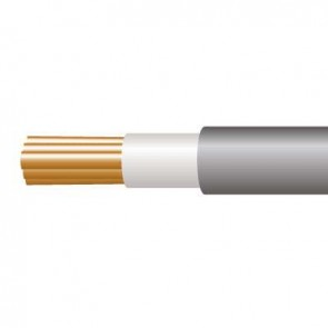 10.0mm² 6491X Cable Grey