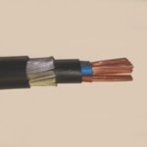 25.0mm² 6943XL 3 Core PVC SWA Cable (price per metre)