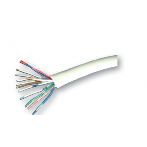 6 Pair Telephone Cable CW1308 Specified (Solid Copper Conductor)