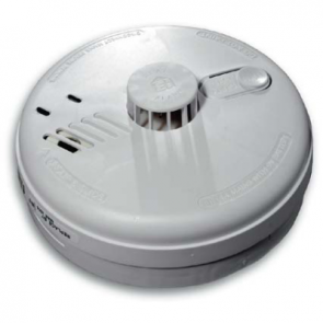Aico Ei144RC Heat Alarm Mains Powered with Battery Backup