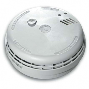 Aico Ei146RC Optical Smoke Alarm Mains Powered with Battery Backup