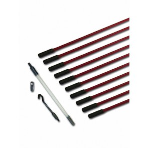 Armeg Cable Guide 10 Rod Set (1m long rods)