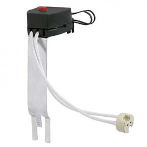 Aurora Lighting AU-BLV200 12V MR16 2-Pole Terminal Block & Lampholder Accessory