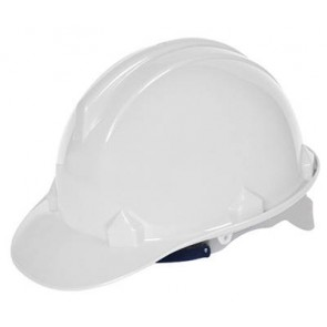 AV13060 Helmet, Hard Hat - Full Peak Non Vented, 6 Point Adjustable Harness, Size: 440V