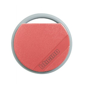 Bticino 348201 Red Transponder Key Fob