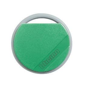 Bticino 348202 Green Transponder Key Fob