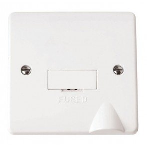 Scolmore CMA049 3A Fused Connection Unit