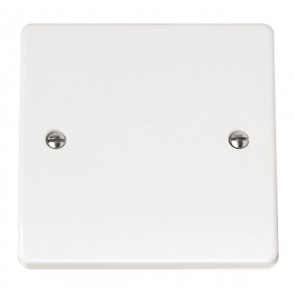 Scolmore CMA060 1 Gang Blank Plate