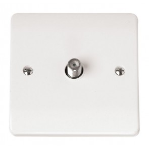 Scolmore CMA156 Non-Isolated Single Satellite Outlet