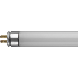 "Crompton FT128W 12"" 8W T5 Halophosphate G5 Fluorescent Tube 3500K White"