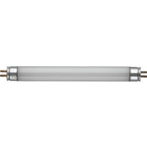 "Crompton FT64W 6"" 4W T5 Halophosphate G5 Fluorescent Tube 3500K, White"