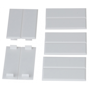 British General CUA01 Blank, Consumer Unit Cover Pack=10