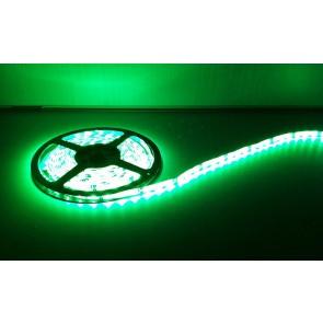 Deltech LST60G 5m Roll Flexi LED Strip 12V 60LED/M 240lm/M IP65 Green, 4.8W per metre