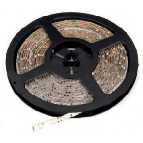 Deltech LST30RGB 5m Roll Colour Changing Flexi LED Strip 12V 30LED/M 360lm/M IP65, 7.2W per metre