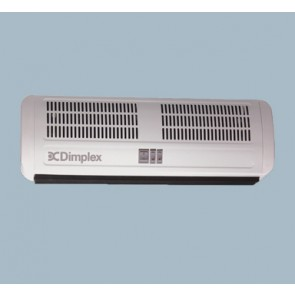 Dimplex AC3RN Remote Control 3kW Air Curtain Over Door Heater