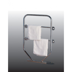 Dimplex TTRC90 60W Water Glycol Filled Electric Towel Rail Chrome