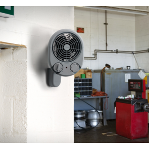Dimplex PFH30 Wall Mounted Garage Fan Heater 3kW