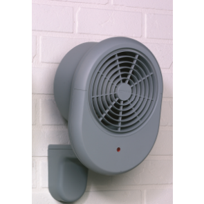 Dimplex PFH30R Wall Mounted Garage Fan Heater 3kW with Remote Control