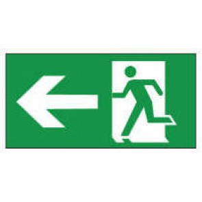 Channel Safety Systems E/LX/PIC/AL Lumen Ex Pictogram Arrow Left
