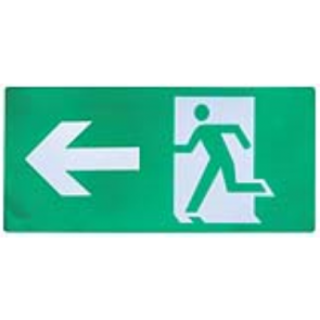 Channel Safety Systems E/PIC/AL/AL Alpine™ Pictogram – Arrow Left  - buy online from SparkShop