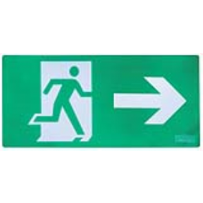 Channel Safety Systems E/PIC/AL/AR Alpine™ Pictogram – Arrow Right  - buy online from SparkShop