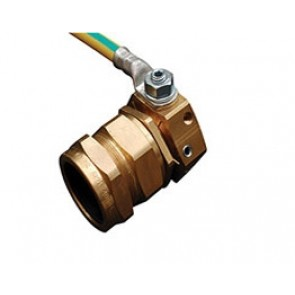 SWA BELN20 Earthing Nut Thread Size 20mm - Buy online from Sparkshop