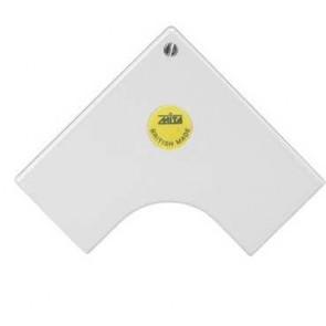Mita FAU501W Angle, Flat Moulded, Size: 50x75mm