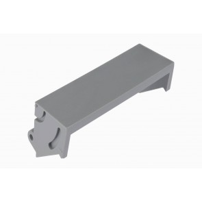 Schneider FBSCG Floor Box Cable Outlet Grey 78 x 30mm