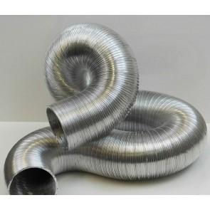 """FLPAK125 125mm 5"""" x 3m Semi Rigid Aluminium Flexible Ducting"""