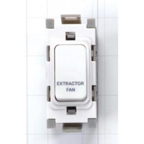 Deta G3553 20A DP Grid Extractor Fan