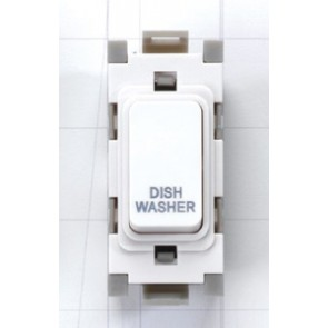 Deta G3556 20A DP Grid Dish Washer