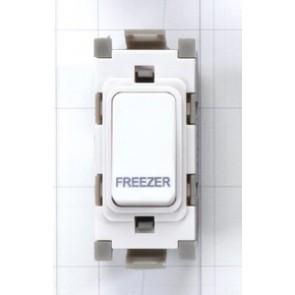 Deta G3558 20A DP Grid Freezer