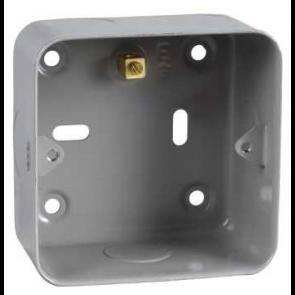 Schneider GBG01 GET 1 & 2 Gang Grid Mounting Flush Box - Buy online from Sparkshop