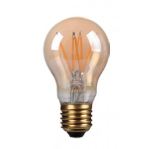 4W LED Filament GLS lamp, E27, Gold finish, 20000hrs, 2700K